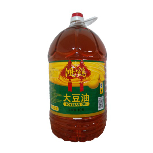 b鸿鹤大豆油/色拉油 - 辽宁银信物业有限公司